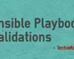 Ansible Playbook Validation