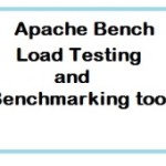 Apache bench for load testing and performance benchmark