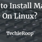 How to Install Maven on Linux